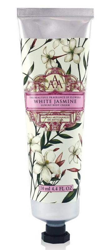 Body Cream White Jasmine 130ml