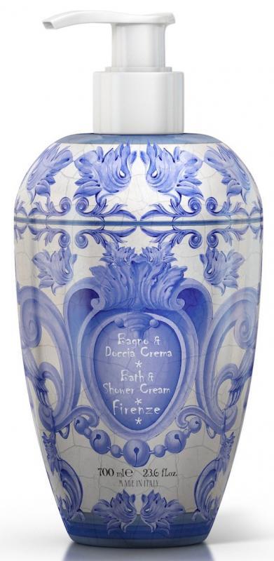 Maioliche Bath & Shower Cream Firenze 700ml