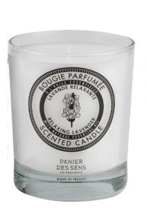 Scented Candle Relaxing Lavendel 180 gr