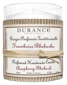 Handcraft Candle Raspberry & Rubarb 180gr