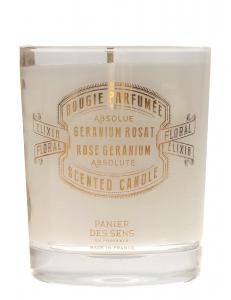 Scented Candle Rose Geraniuml 180 gr
