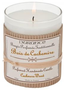 Handcraft Candle Cashmere Wood 180gr