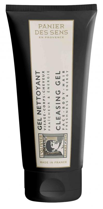 Cleansing Gel Face & Body Hair 200ml