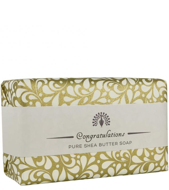 Congratulations Lemon Soap 200gr