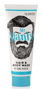 MR Hair & Body wash Mr Manly Sage 250ml