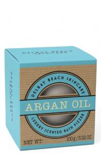 Bath Fizzer Delray Argan Oil