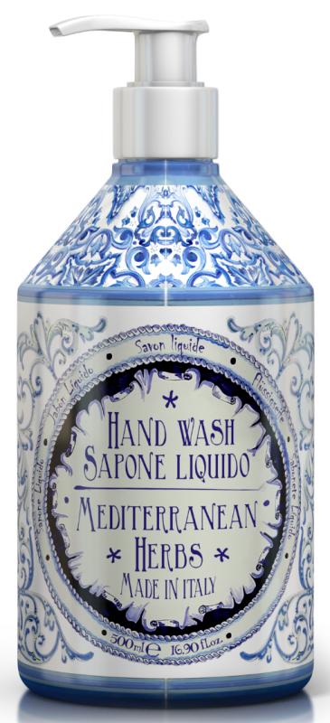Maioloche Liquid Soap Mediterraenan Herbs 500ml