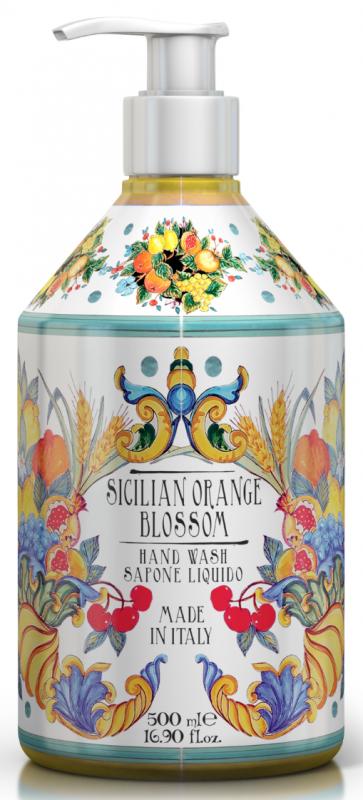 Maioloche Liquid Soap Sicilian Orange Blossom 500ml