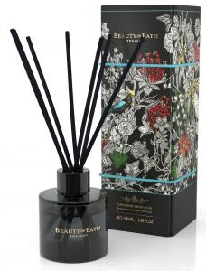 Room Diffuser Cashmere Musk Noir 100ml