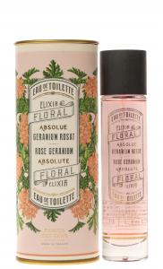 Eau De Toilette Rose Geranium 50ml