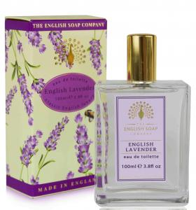 Eau de Toilette English Lavender 100ml