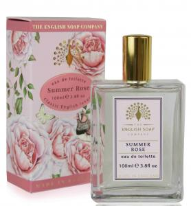 Eau de Toilette Summer Rose 100ml