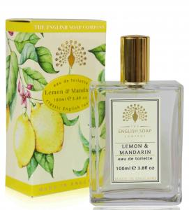 Eau de Toilette Lemon & Mandarin 100ml