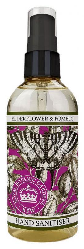 Hand Sanitiser spray Ederflower & Pomelo 100ml