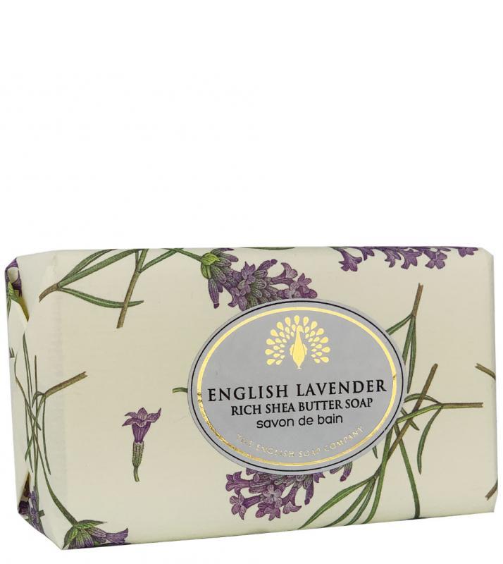Vintage English Lavender Soap 200gr
