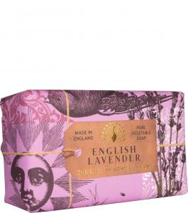 Anniversary Soap English Lavender 200gr