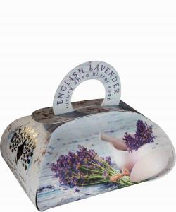 Luxury Bath Soap 260g English Lavender