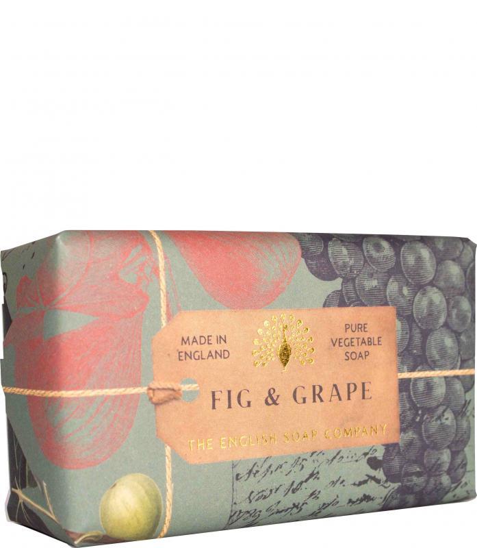 Anniversary Soap Fig & Grape 200gr