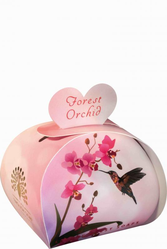 Luxury Small Soaps 60 g Forest Orchi