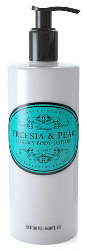 Body Lotion Freesia & Pear 500m