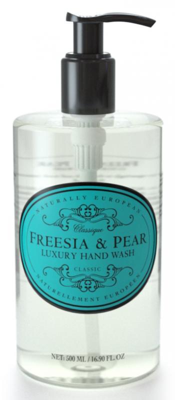 Hand Wash Freesia & Pear 500ml