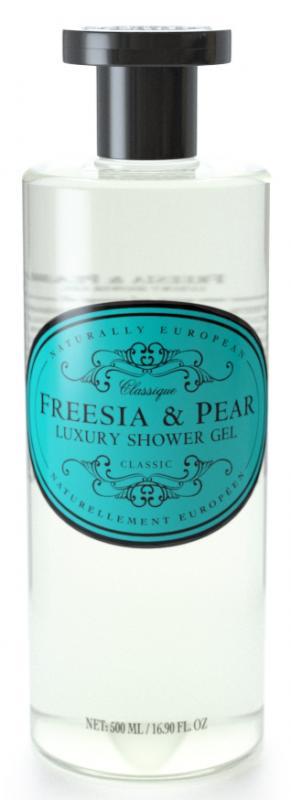 Shower Gel Freesia & Pear 500ml