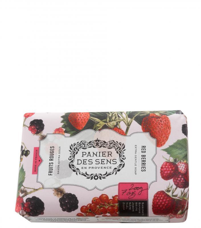 Soap Red Berries 200gr