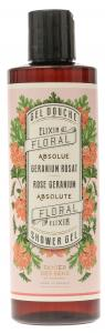 Shower Gel Rose Geranium 200ml