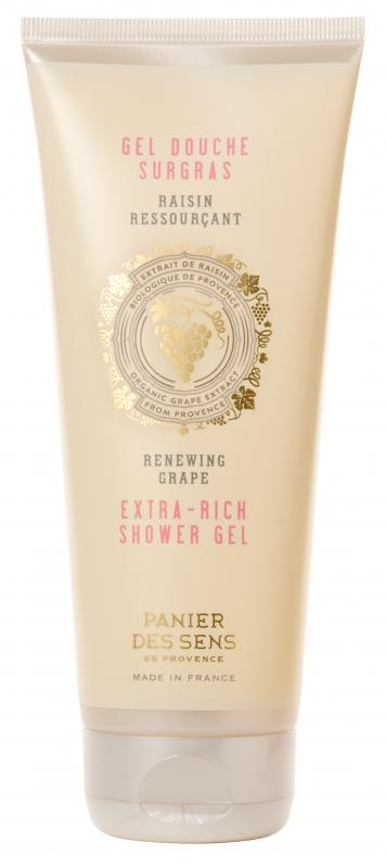 Extra Rich shower Gel White Grape 200ml