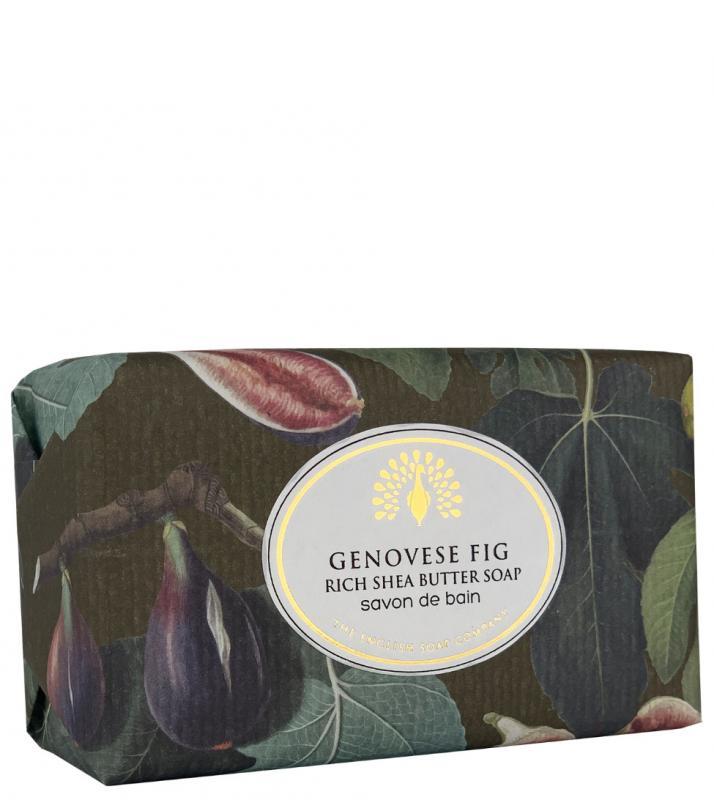 Vintage Genovese Fig Soap 200gr