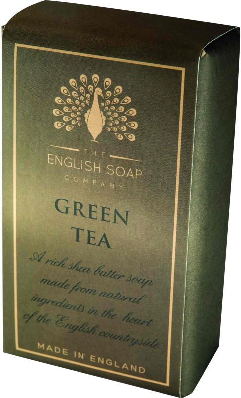 Pure Indulgence Soap 200g Green Tea