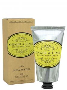 Hand Cream Ginger Lime 75ml