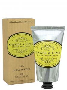 Hand Cream Ginger Lime 75ml