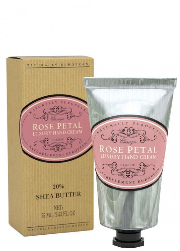 Hand Cream Rose Petal 75 ml