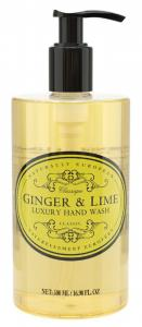 Hand Wash Ginger Lime 500ml
