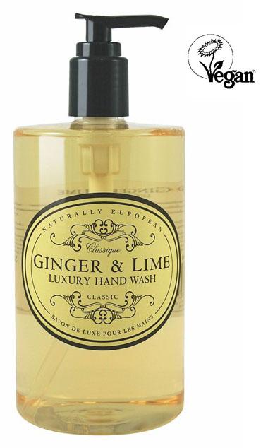 Hand Wash Ginger Lime 500ml