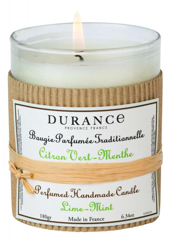 Handcraft Candle Lime Mint 180gr