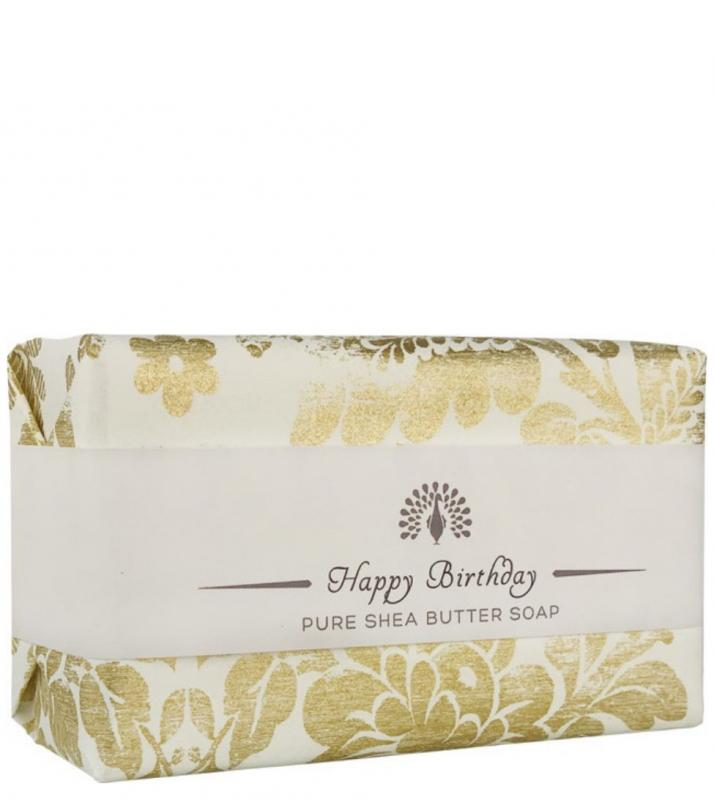 Happy Birthday Lavender Soap 200gr