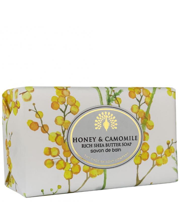 Vintage Honey & CamomileSoap 200gr