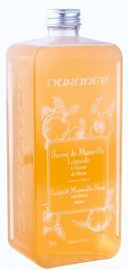 Refill Marseille Soap Peach Basil 750ml