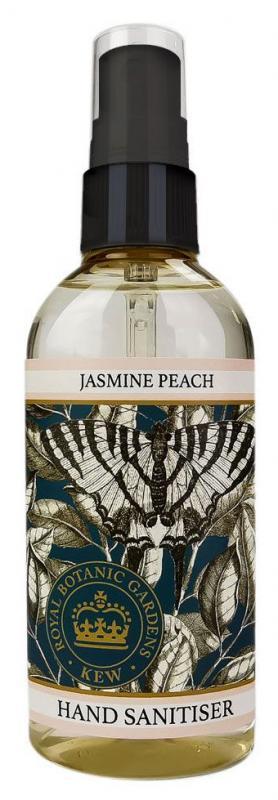 Hand Sanitiser spray Jasmine & Peach 100ml