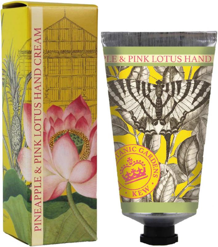Pineapple & Pink Lotus Hand Cream 75 ml