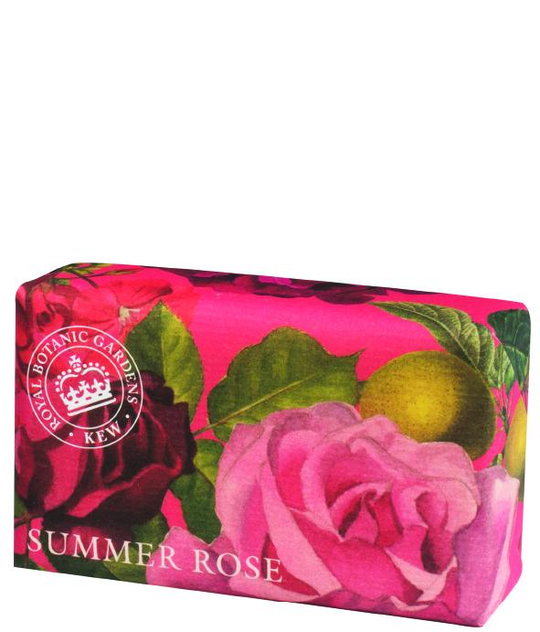 Summer Rose Luxury Shea Butter Soap 240gr