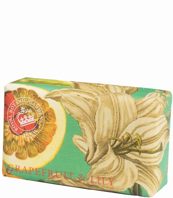 Grapefruit & Lily Luxury Shea Butter Soap 240gr