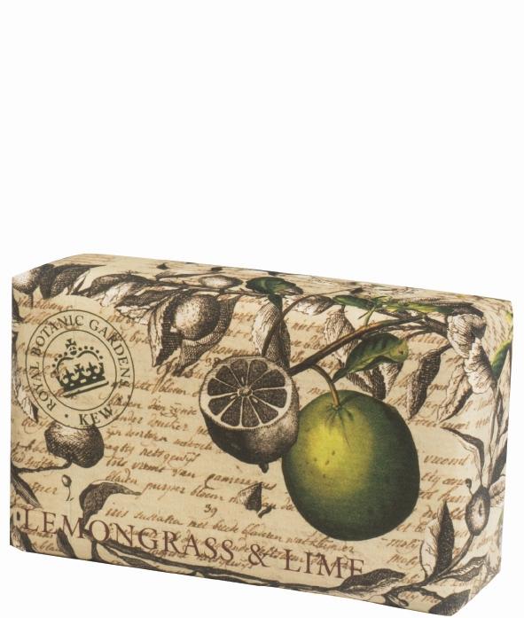 Lemongrass & Lime Luxury Shea Butter Soap 240gr