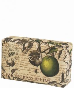 Lemongrass & Lime Luxury Shea Butter Soap 240gr