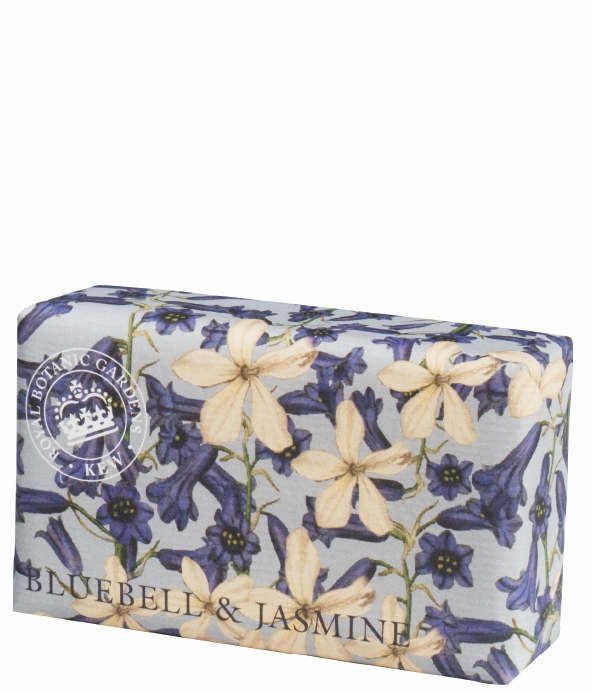 Bluebell & Jasmine Luxury Shea Butter Soap 240gr