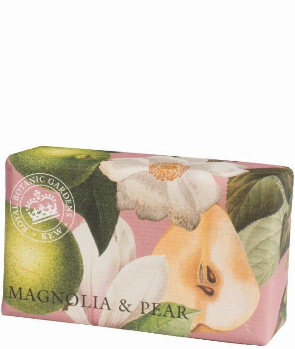 Magnolia & Pear Luxury Shea Butter Soap 240gr