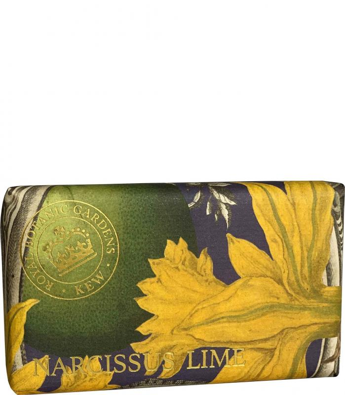 Narcissus & Lime Luxury Shea Butter Soap 240gr