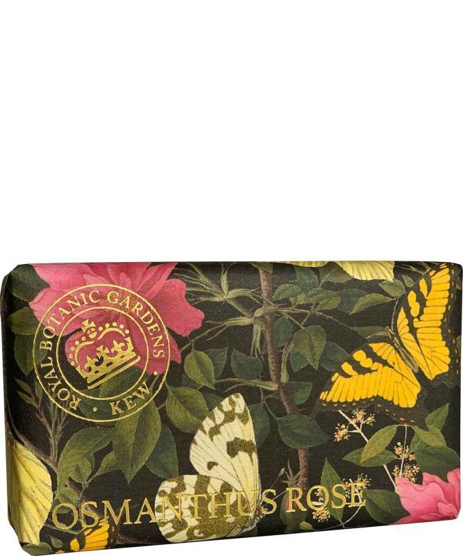 Osmantus & Rose Luxury Shea Butter Soap 240gr